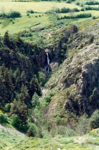 La Cascade de Louade