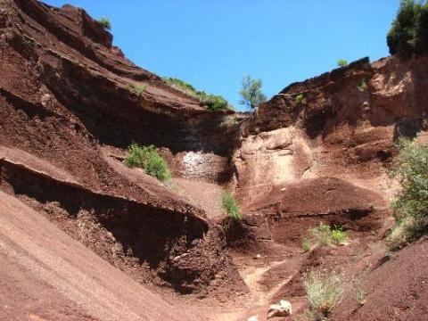 Le canyon du Diable
