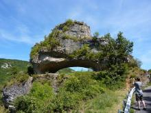 Le vallon de l'Urugne et le Sabot de Malepeyre