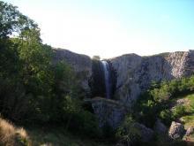 La cascade de Deroc