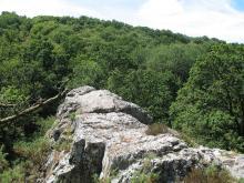 Dompierre-du-Chemin - Saut Roland