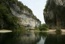 Les détroits - Gorges du Tarn