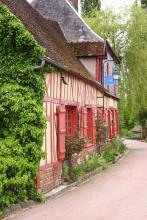 Le village de Gerberoy