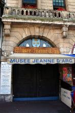 Musée Jeanne d'Arc Par Jean-noël Lafargue (Travail personnel) via Wikimedia Commons