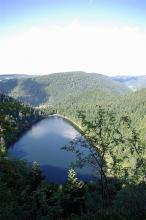 Lac des Corbeaux