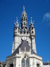 Le Beffroi de Douai By Velvet CC BY-SA 3.0 via Wikimedia Commons