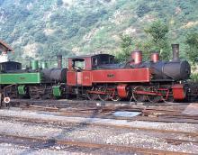 Chemin de fer du Vivarais By Mouliric CC BY-SA 3.0via Wikimedia Commons