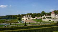 Domaine de Villarceaux By Hermionecl CC BY-SA 3.0 via Wikimedia Commons