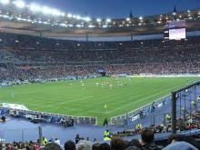 Le Stade de France By Liondartois CC BY-SA 3.0 via Wikimedia Commons