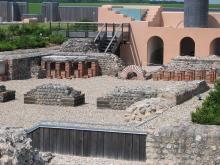Gisacum site archéologique départemental Par Urban (Travail personnel) [Public domain], via Wikimedia Commons