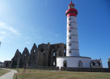 Phare Saint-Mathieu By DamTESC CC BY-SA 3.0 via Wikimedia Commons