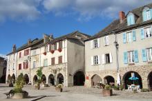 Sauveterre-de-Rouergue (source: wiki)