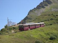 Tramway Mont-Blanc Frédéric Bonifas