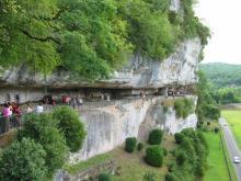 Grotte de Roque Saint Christophe