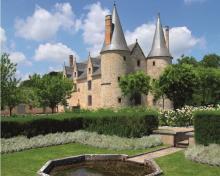 Le parc et château du Bois d'Orcan