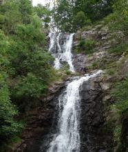 Cascade des Palanges (Agen d'Aveyron)
