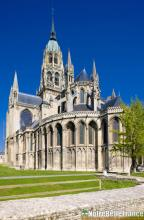 La cathédrale de Bayeux