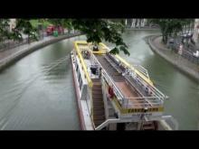 Paris Canal en vidéo