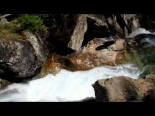 Vidéo de la cascade de Berard