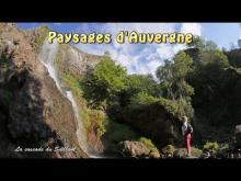 Cascade du Saillant en vidéo