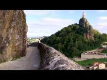 Église Saint-Michel d'Aiguilhe en vidéo