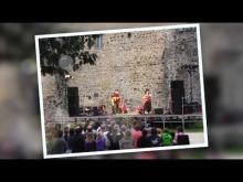château de Châteaugiron en vidéo