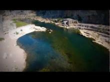 Gorges du Gardon : La Baume St Vérédème