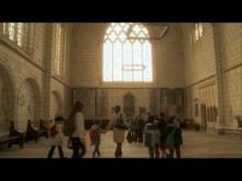 Le château d'Angers  ou château des ducs d'Anjou en Vidéo