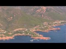 Vidéo du massif de l'Estérel (Office de Tourisme)