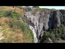 Vidéo de la cascade de Deroc