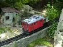 Le Jardin Ferroviaire en vidéo