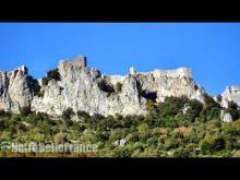 Le Château de Peyrepertuse en Vidéo
