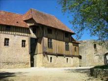 Château de Crèvecoeur en vidéo