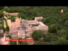Abbaye du Thoronet en vidéo