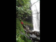 Vidéo Cascade de Faillitoux