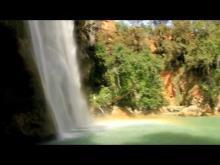 Vidéo de la cascade de Sillans