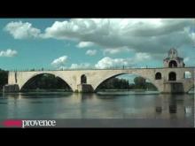 Pont Saint Bénézet - Pont d'Avignon en vidéo