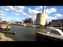 Remparts d'Aigues-Mortes en Vidéo