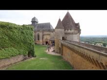 Le Château de Biron en Vidéo