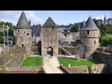 Château de Fougères en Vidéo