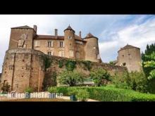 Château-Fort et Jardins de Berzé en Vidéo
