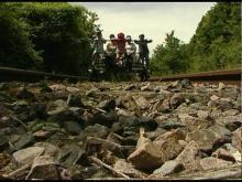 Vélo-Rail du Val du Haut-Morin en vidéo