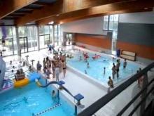 l'espace aquatique d'Alençon Alencéa en vidéo