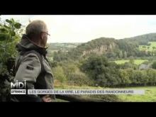 SUIVEZ LE GUIDE : Les gorges de la Vire, le paradis des randonneurs