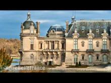 vidéo du château de Chantilly