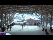 Patinoire de La Bresse en vidéo