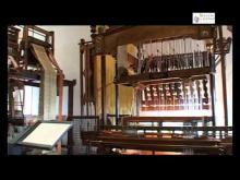Atelier du musée de la soie en vidéo