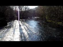 Vidéo de la cascade du Saut de la Brame