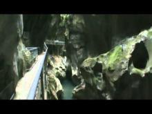 Vidéo des Gorges du pont du diable