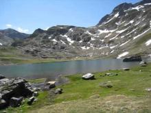 Lac et Cascade d'Anglas